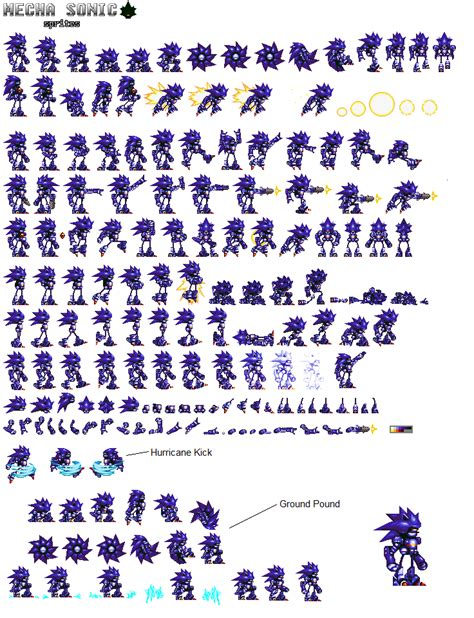 Master Mecha Sonic Mugen Character Download \ longest-court gq